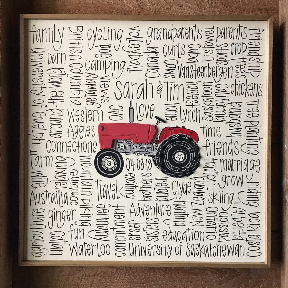 Sweet Tractor