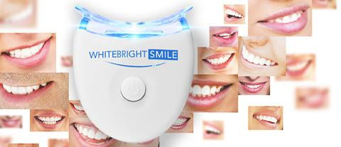 White Bright Teeth Whitening Smile Kit