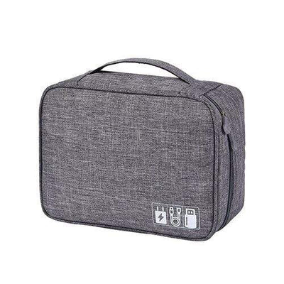 StructuredShop 154101 The Ultimate Storage Bag Organizer Gray Bag