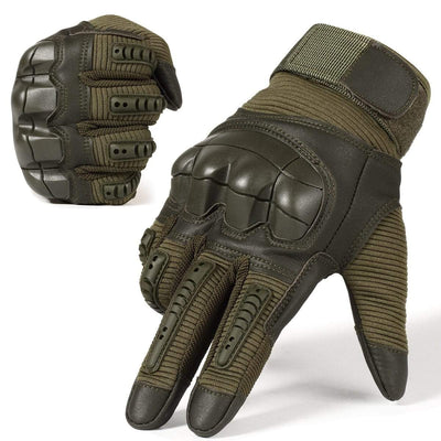 StructuredShop 200000394 High-End Military 2019 Tactical Gloves Green / China / S