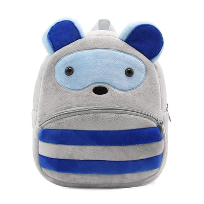 StructuredShop 380520 World's Cutest Animal Kids Backpack 27