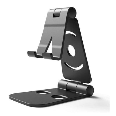 StructuredShop 5093004 Top-Quality Phone Stand Black