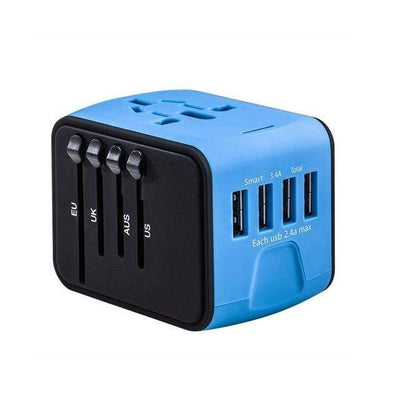 StructuredShop adapter All-In-One Travel Power Adapter