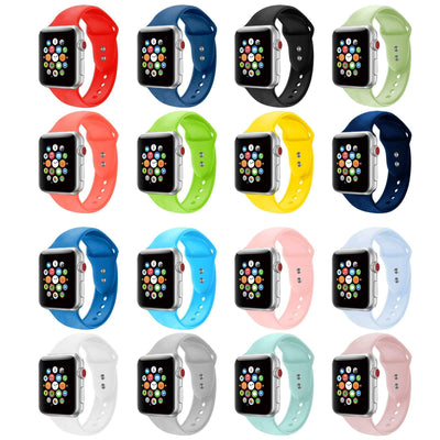 StructuredShop apple watch bands Apple Watch™️ Genuine Silicone Bands
