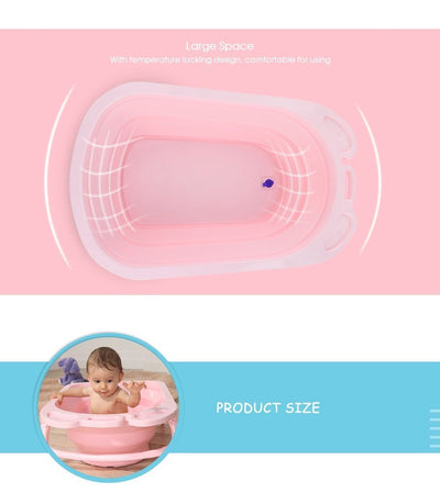 StructuredShop baby PRACTICAL FOLDING BATHTUB FOR YOUR BABY