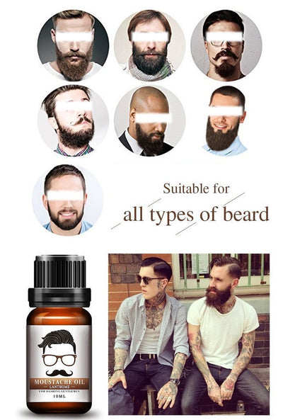 StructuredShop beard grooming ORGANIC ESSENCE FOR HAIR GROWTH