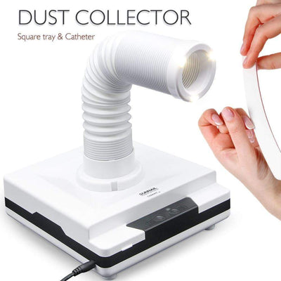 StructuredShop beauty Professional Nail Dust Collector