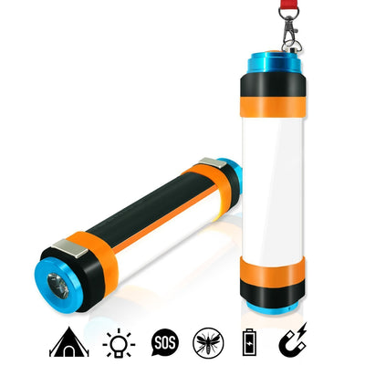 StructuredShop camping PowerLite™ - Multi-Functional Outdoor Flashlight