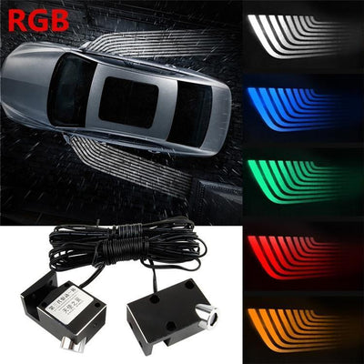 StructuredShop cars ANGEL WING RGB CAR LIGHTS