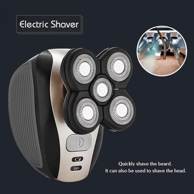 StructuredShop electric shaver Top Quality 5D Electric Shaver