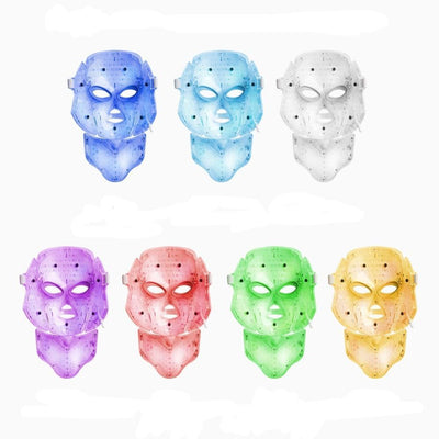 StructuredShop face mask New LED Professional Facial Mask