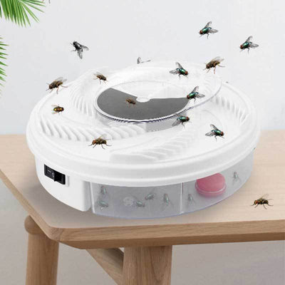 StructuredShop fly trap Automatic Electric Insect Catcher