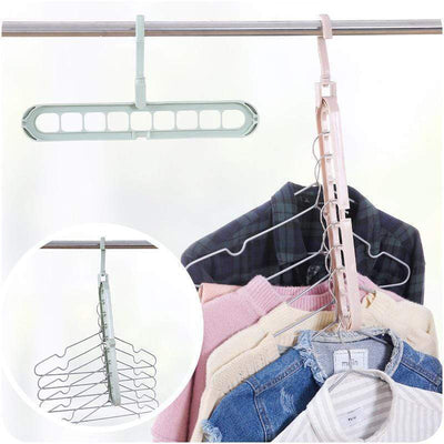 StructuredShop hanger Super Intelligent Clothes Hanger