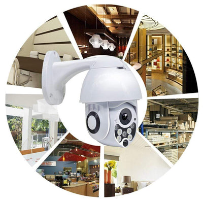 StructuredShop HIGH-SECURITY WIRELESS CAMERA (U1)