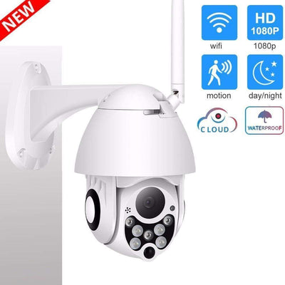 StructuredShop HIGH-SECURITY WIRELESS CAMERA (U2)