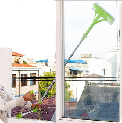 StructuredShop home cleaning CleaningBuddy™ - Telescopic Window Cleaner 190 CM / 74 INCHES
