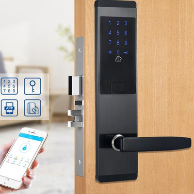 StructuredShop keyless door lock Smart Keyless Door Lock