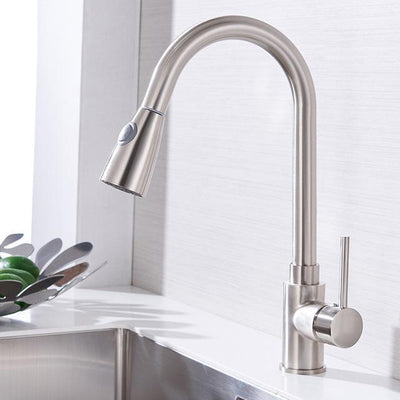 StructuredShop kitchen Pull-Out Kitchen Faucet