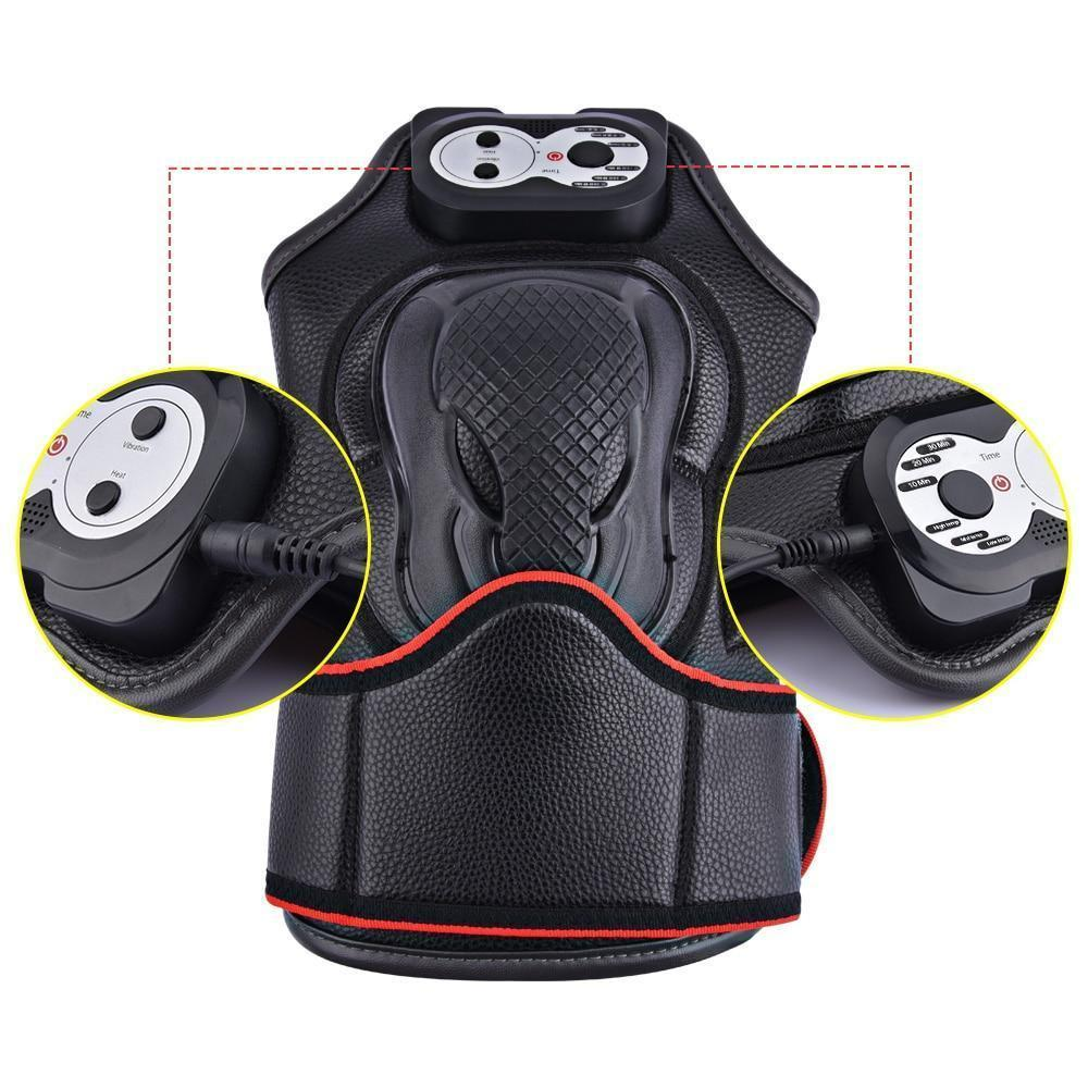 StructuredShop knee pads Electric Knee Massager With Heat Therapy
