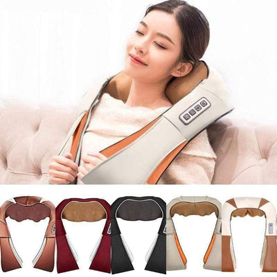 StructuredShop massage HEATED ELECTRIC NECK MASSAGER (D1)
