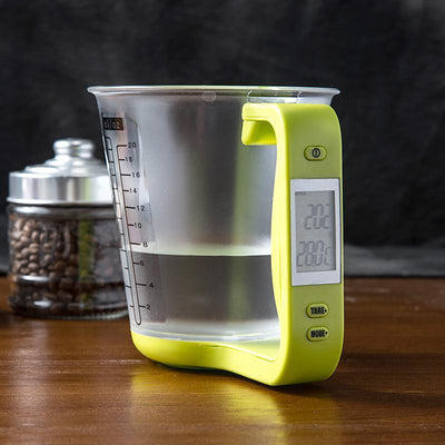StructuredShop measuring cup Smart Digital Measuring Cup