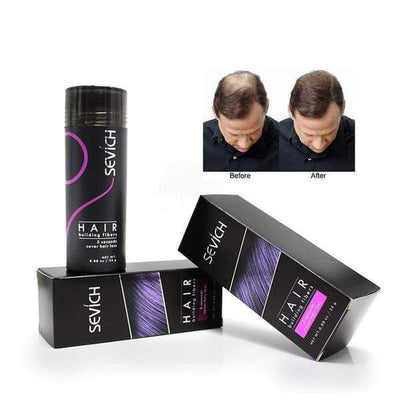 StructuredShop men hair Top Quality Hair Loss Fibers - 100% Natural