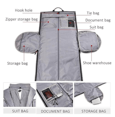 StructuredShop Modoker™ - THE PERFECT ALL-IN-ONE DUFFLE BAG (U2)