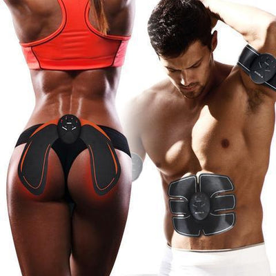 StructuredShop muscle stimulator All-In-One Professional Muscle Stimulator