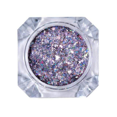 StructuredShop nails PREMIUM HOLO GLITTER NAIL POWDER Pink Diamonds 1g
