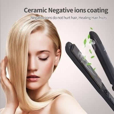 StructuredShop PROFESSIONAL STEAM HAIR STRAIGHTENER WITH CERAMIC COATING (D1)