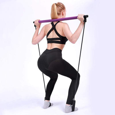 StructuredShop resistance bands Professional At-Home Resistance Bar