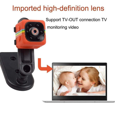StructuredShop security camera High-Security Mini Cop Cam