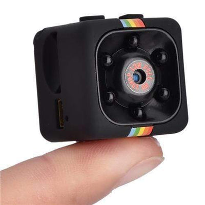 StructuredShop security camera High-Security Mini Cop Cam Black