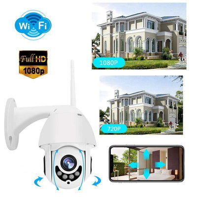 StructuredShop security camera Top-Security 1080P HD Smart Camera