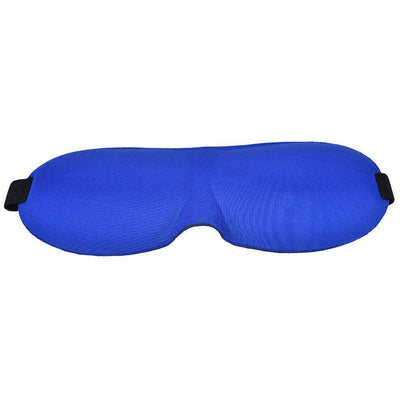 StructuredShop sleeping SUPER SOFT SLEEP MASK BLUE