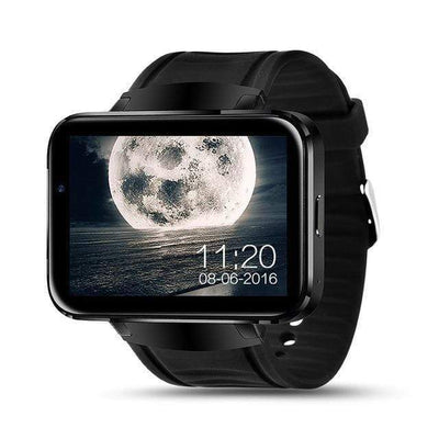 StructuredShop smart watch Premium Revolutionary Smartwatch Black