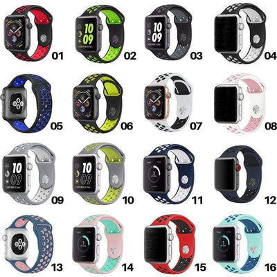 StructuredShop SPORT APPLE WATCH™ BANDS - Nike Edition (D1)