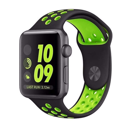 StructuredShop SPORT APPLE WATCH™ BANDS - Nike Edition (U1) 02 / 38/40MM