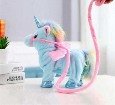 StructuredShop unicorn toys Super-Cute Walking Unicorn Toy