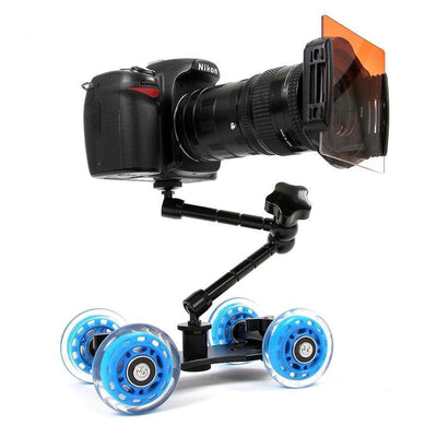StructuredShop videography Professional Camera Dolly Slider