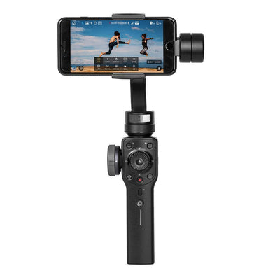 SMOOTH 4 - PROFESSIONAL CAMERA STABILIZER videography via DHL / Black StructuredShop