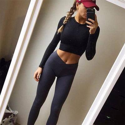 StructuredShop women leggings Super Sexy Push-Up Leggigns