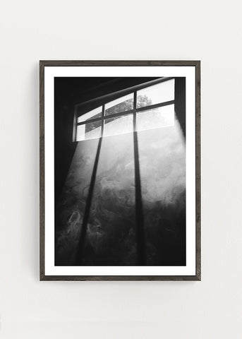 Smokey Window Poster