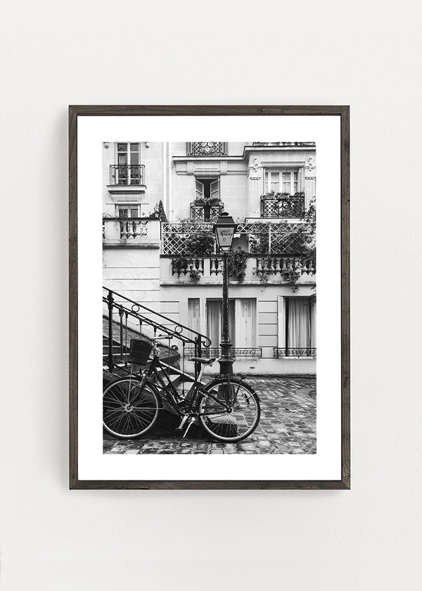 The Bicycle Poster