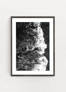 Sea And Rocks Poster