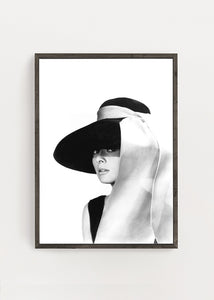 Audrey Poster