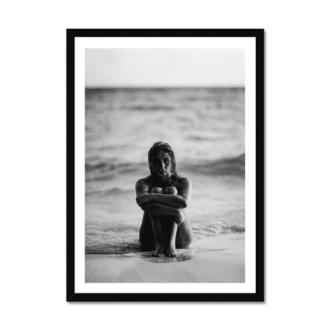Waterbaby Framed Print