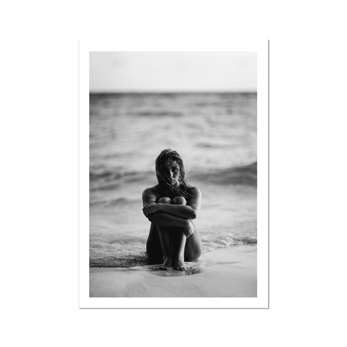 Waterbaby Fine Art Print