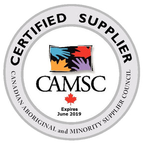 Proud to be a Minority owned Canadian company...