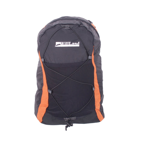 WillLand Outdoors Acrobat Compact Folding Backpack